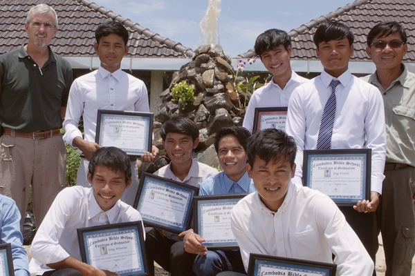Cambodia Bible School